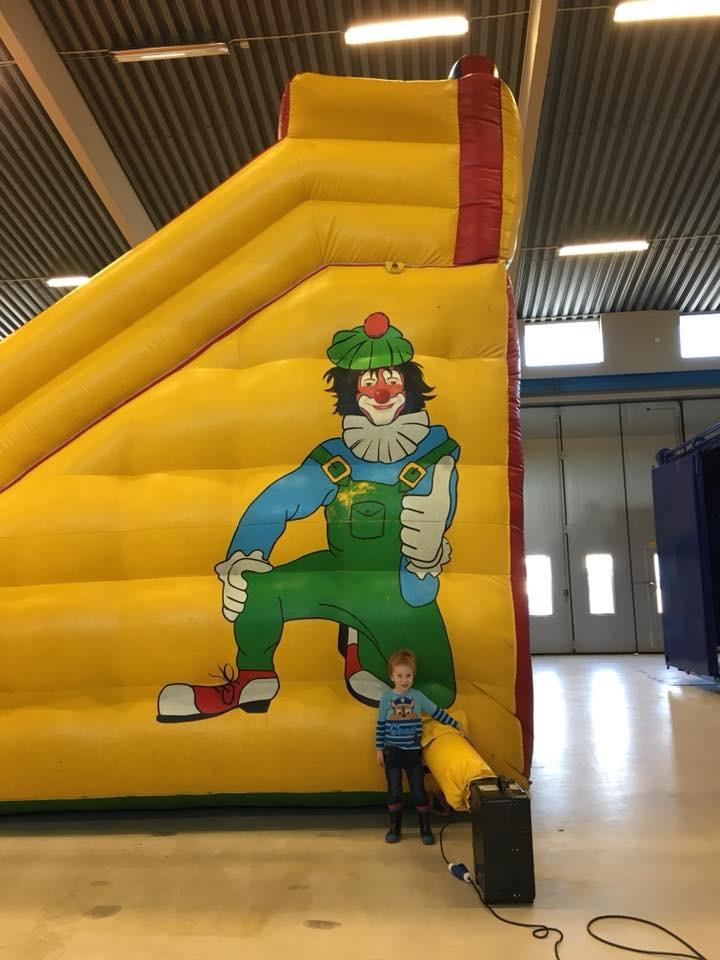 Clown rutschkana