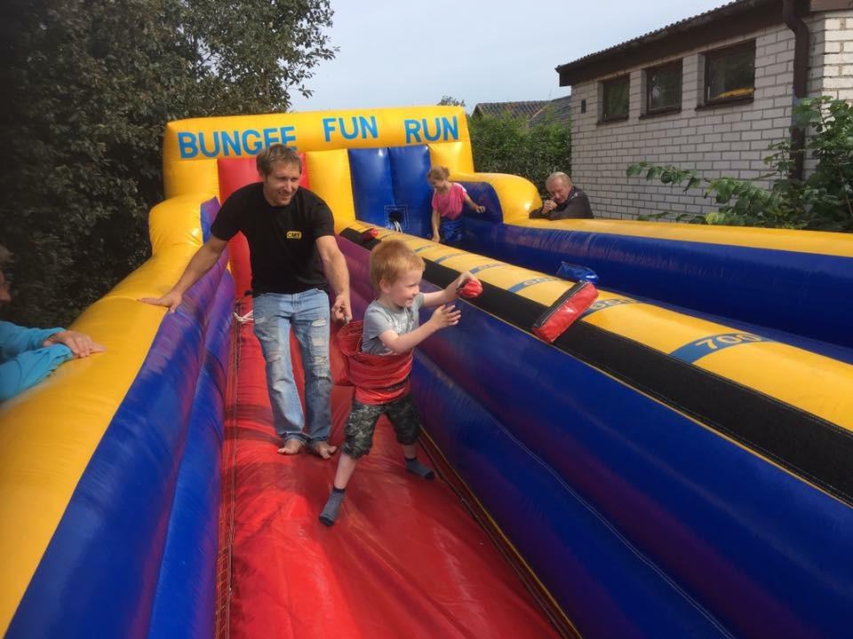 Bungge fun run